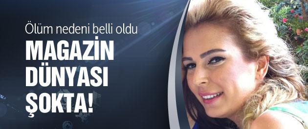 Yelda Kahvecioğlu'nun ölüm nedeni