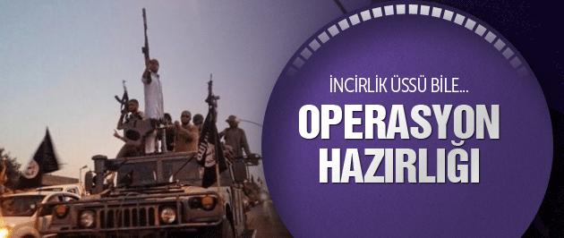 Türkiye'nin operasyon hazırlığında son dakika!