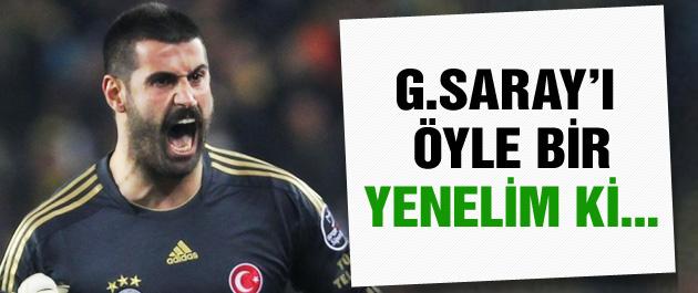 Galatasaray'ı öyle bir yenelim ki...