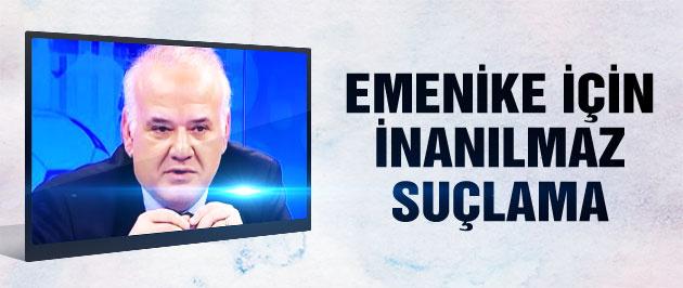 Ahmet Çakar'dan şok Emenike iddiası
