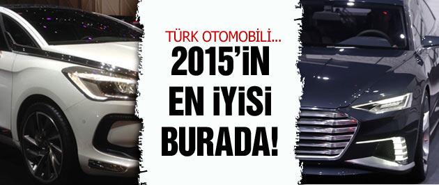 Türk otomobili hayran bıraktı...