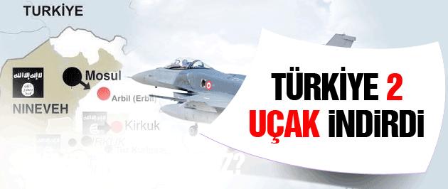 Türkiye'den IŞİD'e karşı 2 uçak dolusu silah