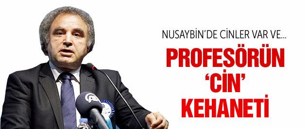HDP adayı Profesörden olay cin kehaneti