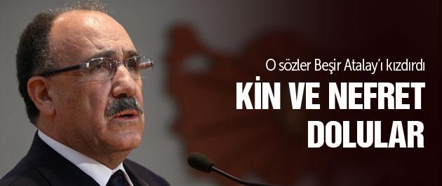 Atalay'dan Bahçeli ve Demirtaş'a cevap