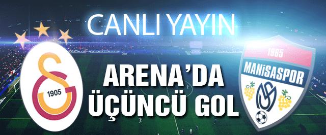Galatasaray rövanş için avantaj peşinde (CANLI YAYIN)