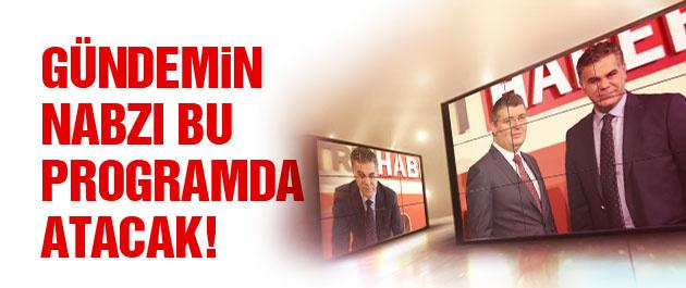 Gündemin nabzı TRT Haber'de atacak!