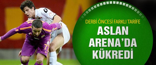 Galatasaray Manisaspor'u devirdi