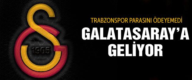 Trabzonlu isim Galatasaray yolunda
