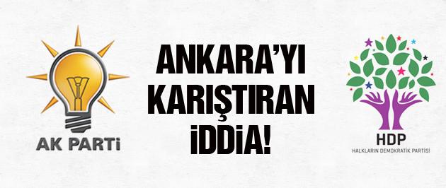AK Parti'den son dakika HDP'ye İç Güvenlik yalanlaması