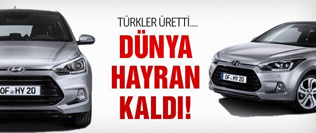 Dünya Türk aracını konuşuyor...