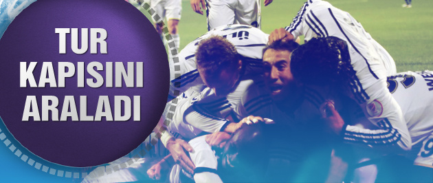 Fenerbahçe Mersin İdmanyurdu maçı sonucu ve özeti