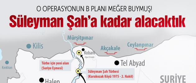Şah Süleyman'ın B planı hepsini alacaktık