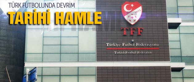 Tarihi adım atıldı! Türk hakemliğinde devrim