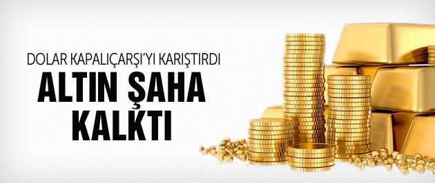 Altın fiyatları coştu çeyrek altın 164 lira cumhuriyet altını 667 lira