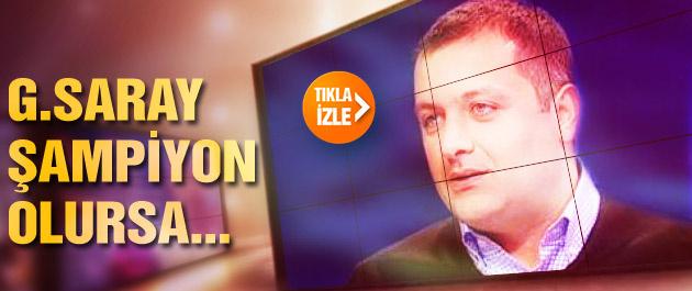 Demirkol: Galatasaray şampiyon olursa...