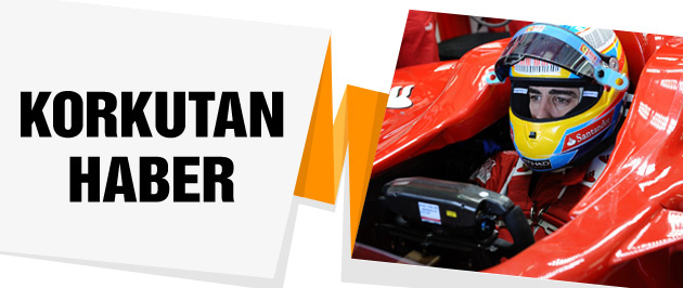 Alonso için şok iddia! Hafıza kaybı...