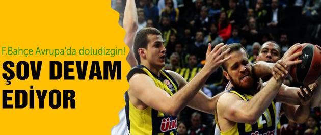 Fenerbahçe fark attı! Müthiş zafer