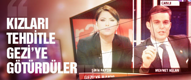 MHP'nin aday adayı Mehmet Aslan'dan bomba Gezi iddiası