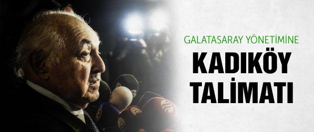 Yarsuvat'tan yönetime Kadıköy talimatı