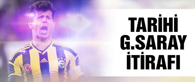 Emre'den tarihi itiraf! Galatasaray...