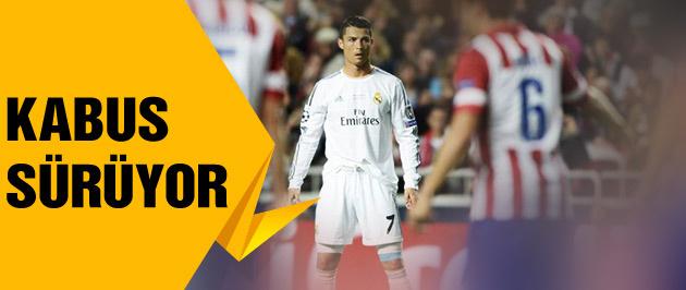 Ronaldo frikikten golü unuttu!