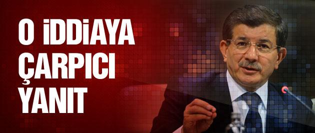 Davutoğlu'ndan o adaylar Gülenci iddiasına yanıt