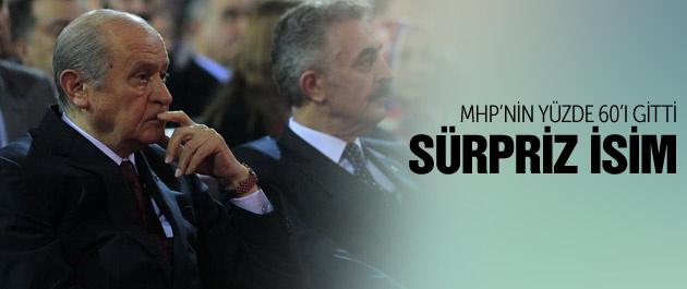 MHP'nin yüzde 60'ı gitti MYK'da sürpriz isimler