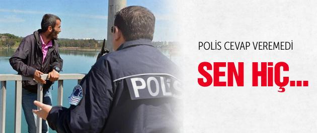 İntihar girişiminde polisi susturan soru