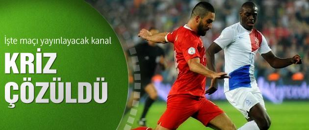 Hollanda-Türkiye maçının kanalı belli oldu