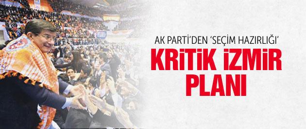 2015 genel seçimlerinde AK Parti'nin yeni İzmir planı