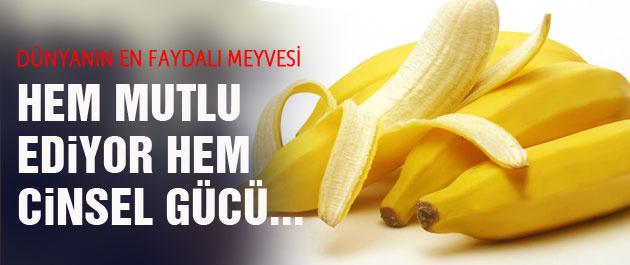 Cinsel gücü artıran meyve mutlu da ediyor!
