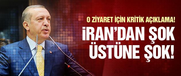 İran'dan Erdoğan ziyareti için şok üstüne şok!