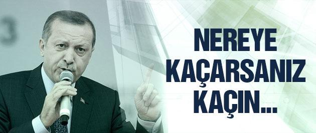 Cumhurbaşkanı Erdoğan'dan cemaate çok sert mesaj