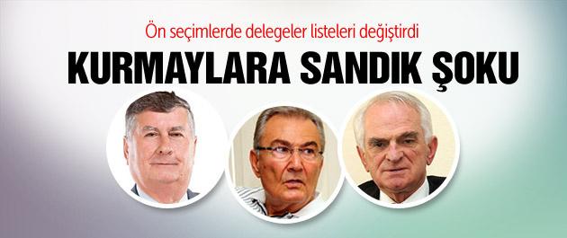 Ankara'da Önder Sav'a sandık şoku