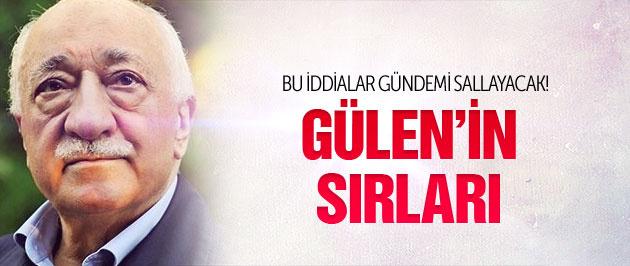 'Fethullah Gülen'in gizli dünyası ve sır ilişkileri'