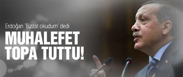 Cumhurbaşkanı Erdoğan'a muhalefetten seçim bildirgesi tepkisi