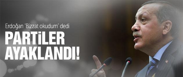 Erdoğan'a muhalefetten seçim bildirgesi tepkisi