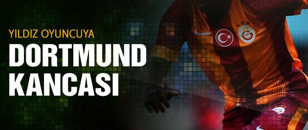 Dortmund Galatasaray'ın yıldızını istiyor