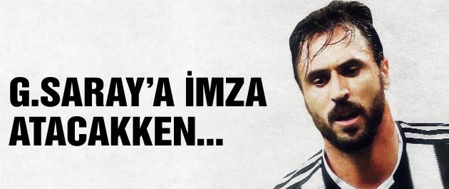 Beşiktaş'tan ayrıldığına çok pişman oldu