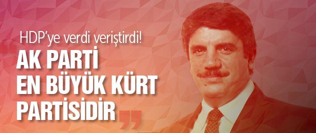 Yasin Aktay'dan HDP'ye sert sözler!