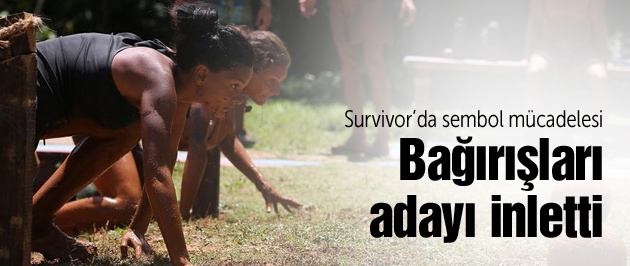 Survivor All Star'da sembol oyunu!