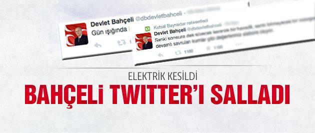 Elektrik kesintisi Twitter'da olay oldu!