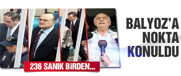 Balyoz Davası'nda son dakika beraat kararı