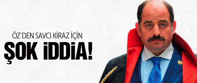Zekeriya Öz'den şok Savcı Kiraz iddiası