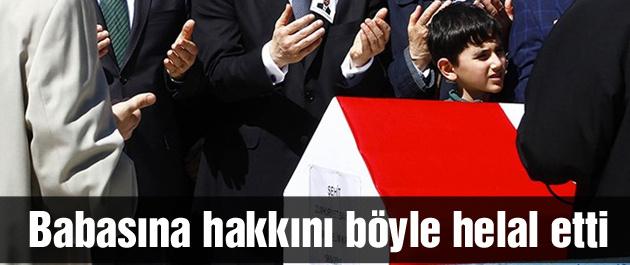 Şehit Savcı Mehmet Selim Kiraz toprağa verildi