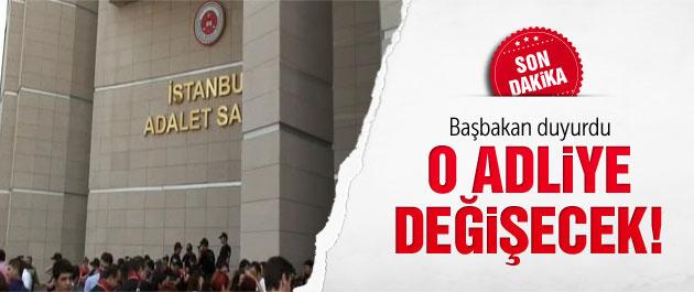 Başbakan Davutoğlu'ndan 'Şehit Savcı Kiraz' için açıklama