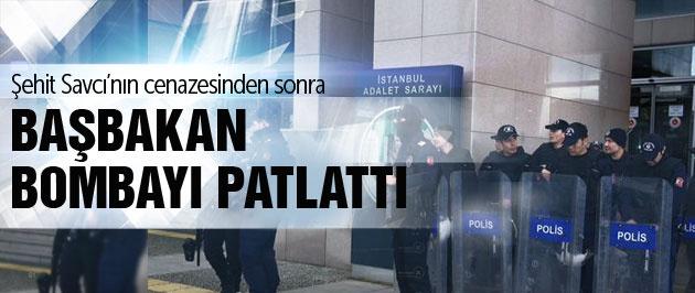 Başbakan Davutoğlu'ndan bomba detay