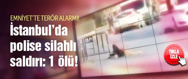 İstanbul Emniyet Müdürlüğü'ne saldırı! FLAŞ!