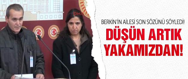 Berkin Elvan'ın ailesinden çarpıcı mesaj!