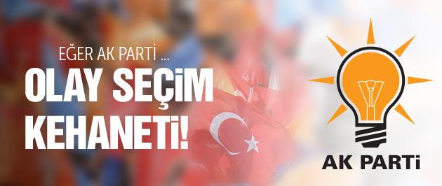 2015 genel seçim olay AK Parti kehaneti